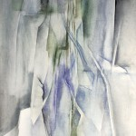 """Counterpoint 30""""x22"""" 1976"""